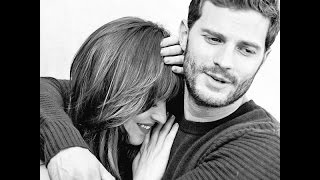 Jamie Dornan and Dakota Johnson moments 3