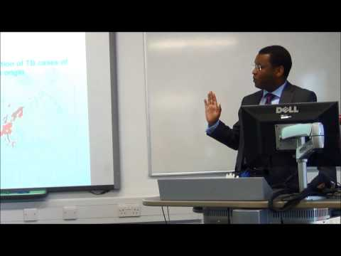 Tackling the Global TB Threat  - Professor Ibrahim Abubakar