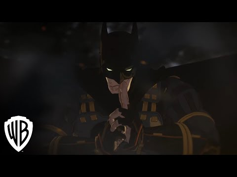 Batman Ninja | Digital Trailer (English Language) | Warner Bros. Entertainment