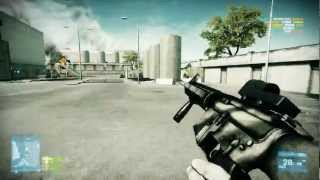 Battlefield 3 Operation Teamplay Black Hawk Down