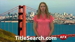 Property title records in Alpine County California | AFX