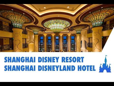 Shanghai Disneyland Hotel - Shanghai Disney Resort