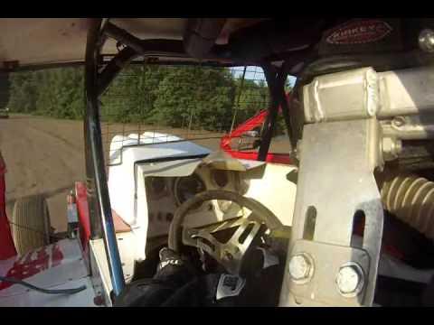 Albany Saratoga Speedway Warm Ups 9-5-14