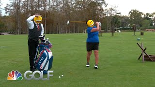 Feherty Shorts: Smiling and swinging with Nancy Lopez | Feherty | Golf Channel