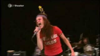 Juliette & The Licks - Smash And Grab (LIVE!)