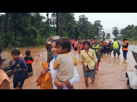 Reporters - Dangerous dams: Laos and the curse of hydroelectric gold