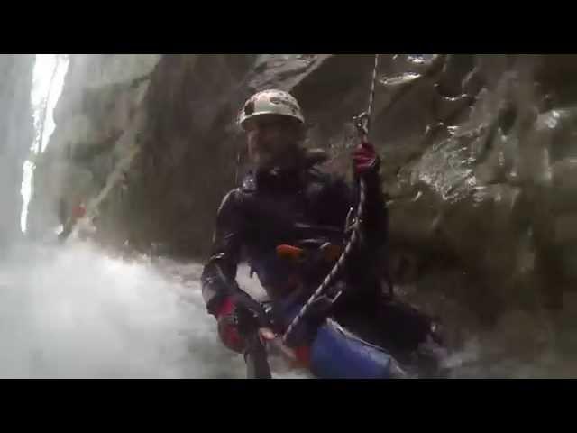 Canyoning Rudach