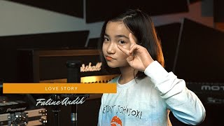 Faline Andih - Love Story - Taylor Swift (cover)