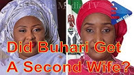 President #Buhari Getting Married To His #GirlFriend As The New Wife Today In Abuja??
