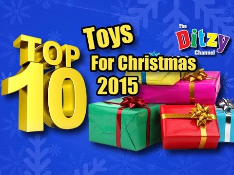 TOP 10 HOTTEST TOYS for Christmas 2015 REVEALED Shopkins Lego ...