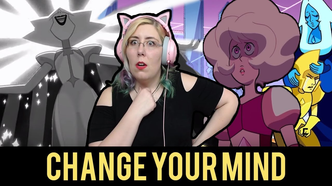 Change Your Mind Steven Universe Episode React Zamber Reactions Youtube Jan 21, 2019 at 19:00 runtime: change your mind steven universe episode react zamber reactions