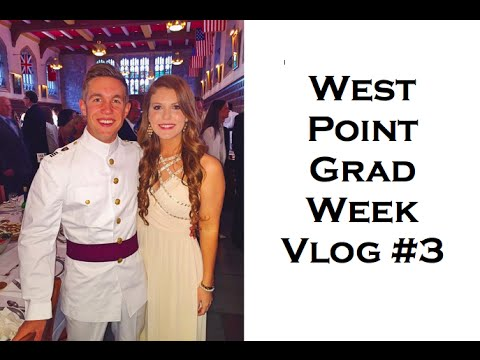 West Point Grad Week Vlog #3