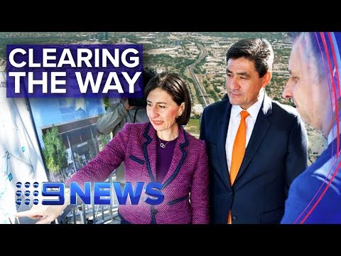 Family Homes To Be Bulldozed For New Sydney Metro Line | Nine News Australia