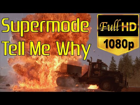 Supermode - Tell Me Why (Original Mix) (Music Video Clip 2016) HD