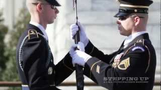 Tomb of the Unknown Soldier -- Veteran's Day | Stepping Up™ Video Series