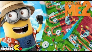 Despicable Me 2: Minion HoneyMoon Trip (Secrect Area)