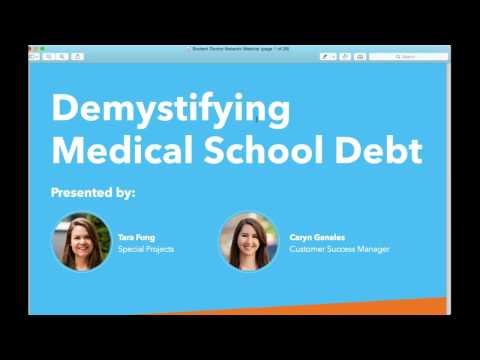 How to Reduce Your Medical Student Debt