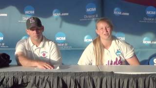 NCAA D-III Softball - Game 7 - Linfield College