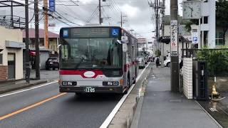 東急バス高津営業所TA1081