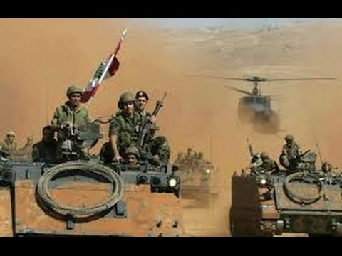 Lebanese Army Power