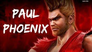 Tekken 6 [ Paul Phoenix ] - Arcade Battle -