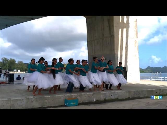CIDNEA Dancers at MOJ Appreciation Day