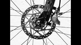 How to stop a disc brake from squeaking