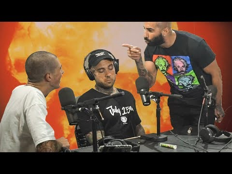 Sam Pepper confronts Fousey and Fousey LOSES it!