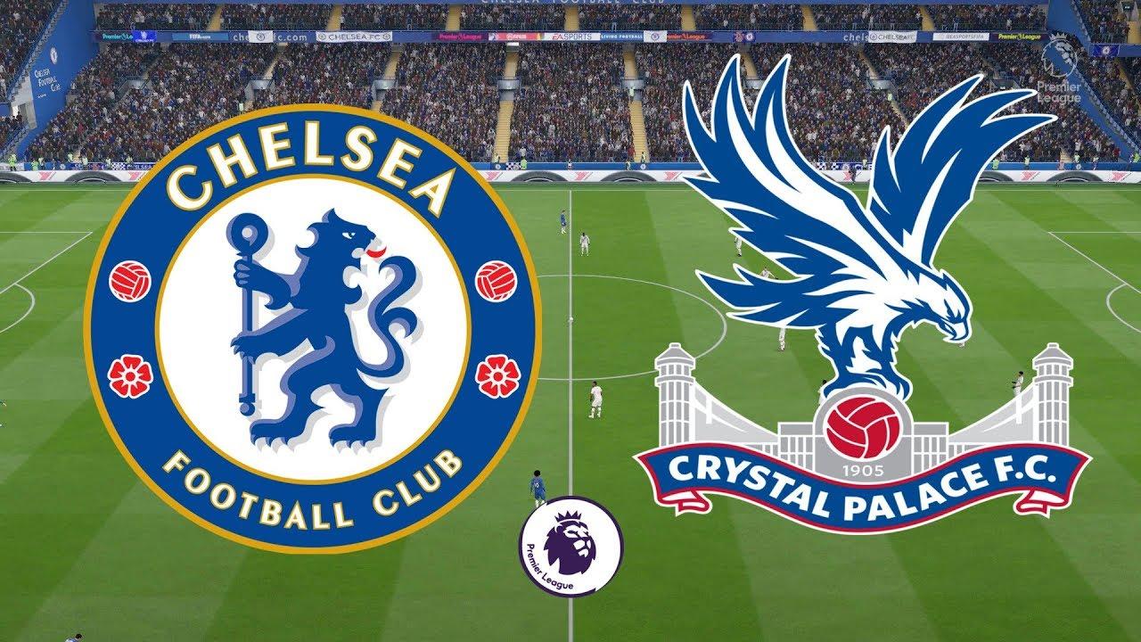 Premier League 2019 20 Chelsea Vs Crystal Palace 09 11 19 Fifa 20 Youtube