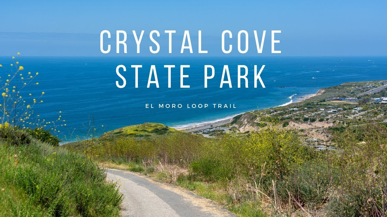 Hiking Crystal Cove State Park's El Moro Loop Trail in Laguna Beach