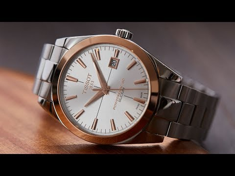 The perfect gentleman – Tissot's Gentleman Automatic