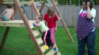 Saturday May 28, 2011  Swing-n-slide - Short