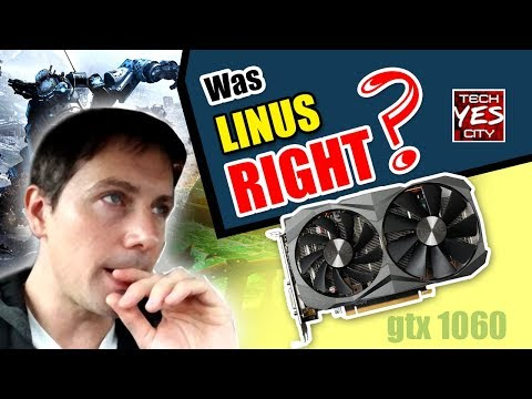Was Linus RIGHT...? P106 - A TRUE