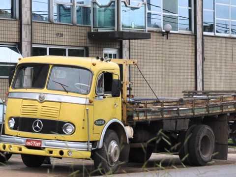 Caminh es tunados antigos restaurados ou somente bonitos for Mercedes benz lyrics