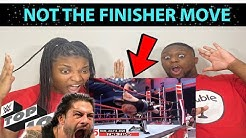 Top 10 Raw moments: WWE Top 10, July 6, 2020 | REACTION |