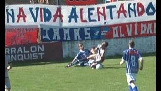 Fútbol LRF / Automoto (Tornquist) 2 - San Martín (Santa Trinidad) 4
