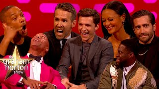 Try Not To Laugh on The Graham Norton Show | Part Four