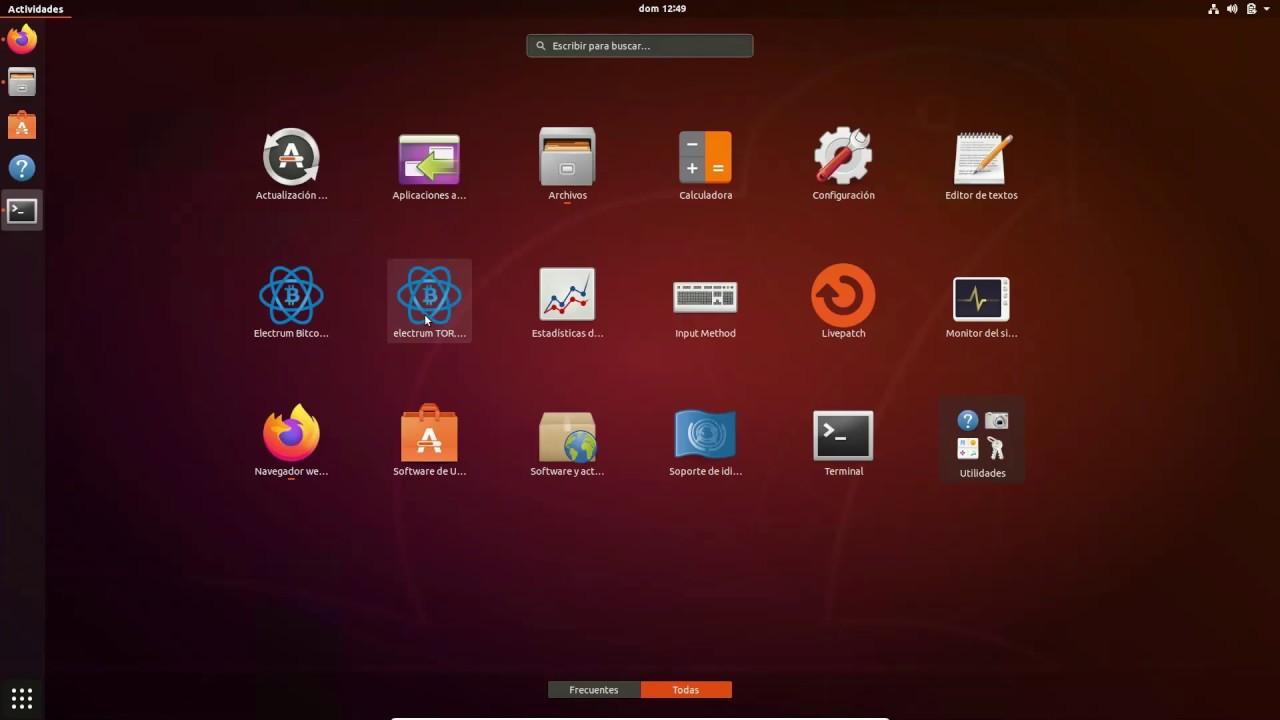 ubuntu bitcoin wallet