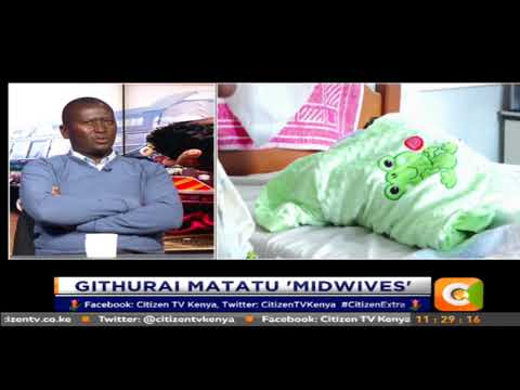 Citizen Extra|Heroic matatu driver helps pregnant passenger to deliver.
