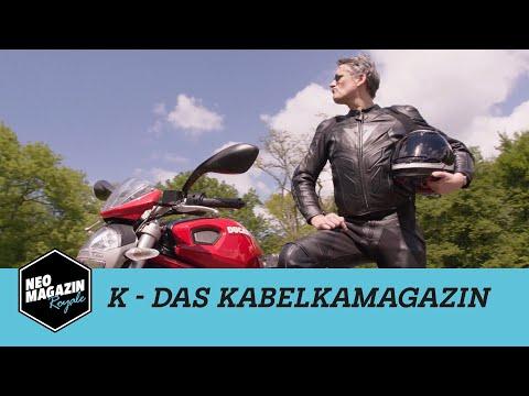 K - Das Kabelkamagazin   Neo Magazin Royale mit Jan Böhmermann -  ZDFneo