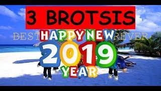 Happy New Year 2019 (on bloxburg) - Roblox Indonesia