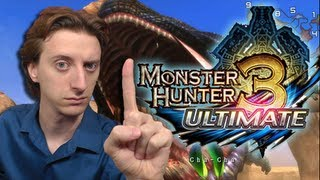 One Minute Review - Monster Hunter 3 Ultimate
