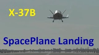 US X-37B Spaceplane lands after record-breaking 718 days in space (OTV-4)