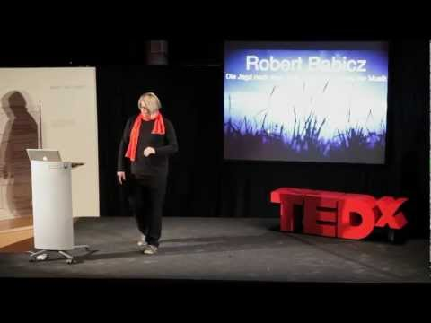 Eine Philosophie der Musik: Robert Babicz at TEDxRheinMain