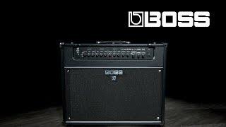 BOSS Katana Artist Amplifier | Key Features Discussion
