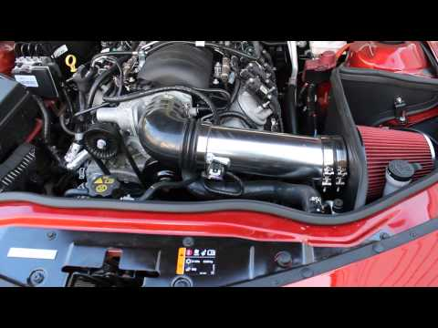 Spectre Cold Air Intake - 2008 Ram 1500 5.7L Hemi | How To ...