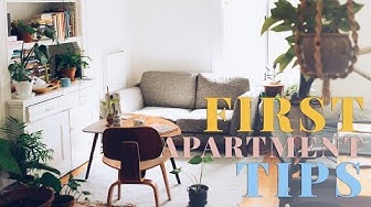 Tips Before Moving into Your First Apartment // Adulting 101