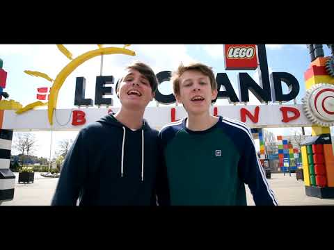 Reklame | Landet af Lego - Mika & Tobias