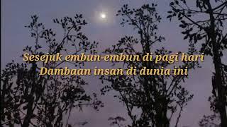 Seberkas Sinar - Nike Ardila || Cover Adlani Rambe (Lirik)