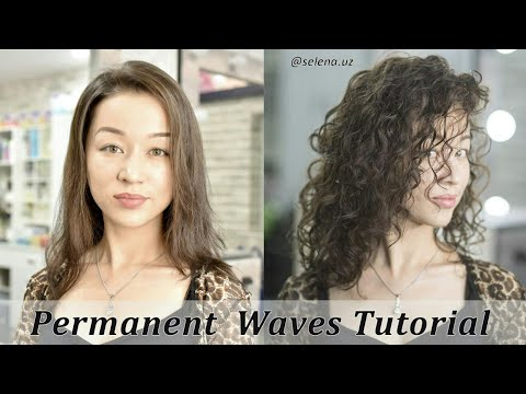PERMANENT WAVE TUTORIAL